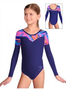 Gymnastický dres závodní D37r-713xx130_686