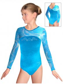 Gymnastický dres závodní D37d-717v470