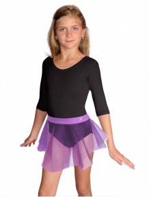 Baletní sukně kolová D807_47tylx