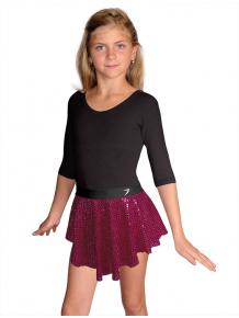 Taneční sukně kolová D807_13flx