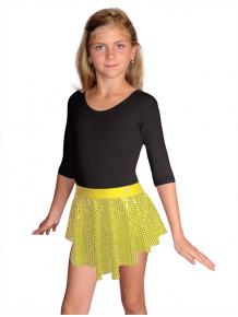 Taneční sukně kolová D807_02flx