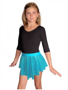 Taneční sukně kolová D807_26flx