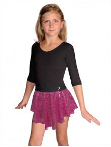Taneční sukně kolová D807_14flx