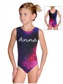 Gymnastický dres D37r_t210