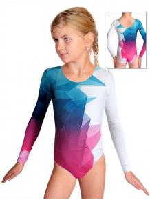 Gymnastický dres závodní D37d_t105ob