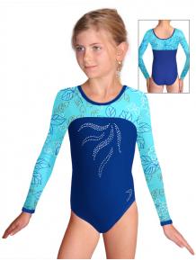 Gymnastický dres závodní D37d-1v201 f23xx