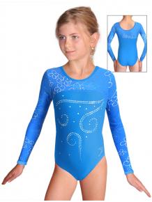 Gymnastický dres závodní D37d-1v202 f27xx