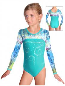 Gymnastický dres závodní D37d-1vv408 f27xx