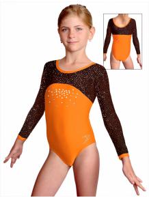 Gymnastický dres závodní D37d-1v425 k77xx