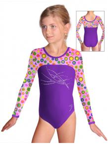 Gymnastický dres závodní D37d-1v89 f24xx