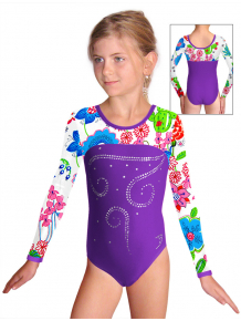 Gymnastický dres závodní D37d-1v99 f27xx