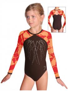Gymnastický dres závodní D37d-5 v37 f28xx
