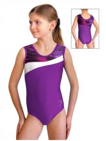 Gymnastický dres závodní D37r-3 v419xx