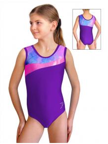 Gymnastický dres závodní D37r-3 v453xx