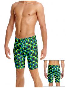 Pánské plavky s nohavičkou P102 v507