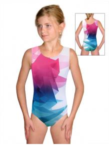 Gymnastický dres závodní D37r t105