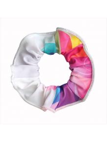 Gumička do vlasů - scrunchie - t201 1