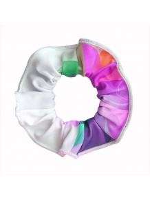 Gumička do vlasů - scrunchie - t201 2