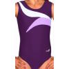 Gymnastický dres B37r-14 fialová