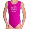 Gymnastický dres S37r-f4 tmavě růžová