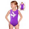 Gymnastický dres závodní D37r-t200 fialová