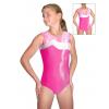 Gymnastický dres závodní D37r-36 růžová