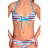 Dívčí plavky dvoudílné PD211vvx120_v382+21