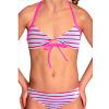 Dívčí plavky dvoudílné PD211vvx120_v218+42