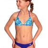 Dívčí plavky dvoudílné PD218v_06+v9x