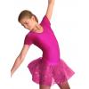 Baletní sukně tylová D800x růžová