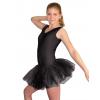 Baletní sukně tylová D801x černá