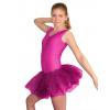 Baletní sukně tylová D801x růžová