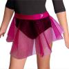 Baletní sukně kolová D807_39tylx