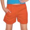 Sportovní šortky s kapsami V36sx oranžová