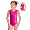 Gymnastický dres závodní D37rsl_f24 růžová