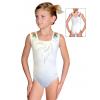 Gymnastický dres závodní D37r-47 t201 s bílou