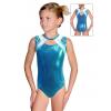 Gymnastický dres závodní D37r-6 t311 modrozelená
