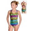 Dívčí sportovní plavky jednodílné PD622 v446