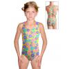 Dívčí sportovní plavky jednodílné PD623 v439