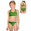 Dívčí sportovní plavky dvoudílné PD658 v323