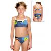 Dívčí sportovní plavky dvoudílné PD659 v385