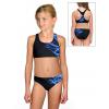 Dívčí sportovní plavky dvoudílné PD661 v345