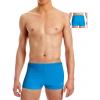 Pánské plavky s nohavičkou P100  modrá
