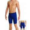 Pánské plavky s nohavičkou P102 modrá