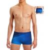 Pánské plavky s nohavičkou P101  t813 modrá