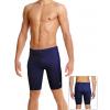 Pánské plavky s nohavičkou P102 t809 modrá