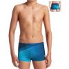 Chlapecké plavky s nohavičkou PD101 t813 modrozelená