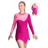 Dres na moderní gymnastiku - trikot M912x růžová