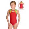 Gymnastický dres závodní D37r-6 t203cvzx červená