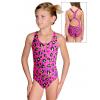 Dívčí sportovní plavky jednodílné PD623 v514